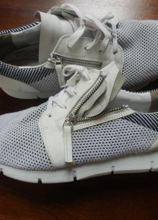 Кожаные туфли кроссовки paul green 42р
