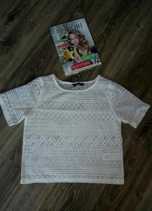 Крутая фирменная блузочка блуза