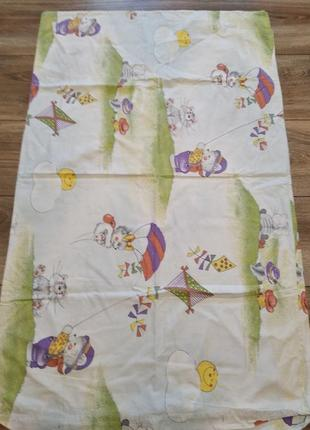 Пододеяльник на меленькие одеяльце