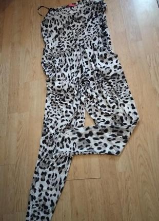 Splash комбез комбинезон леопардовый
