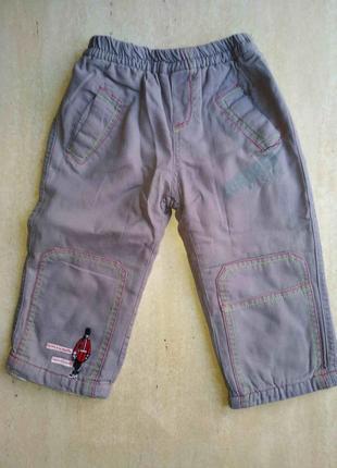 Любимые утепленные штанишки франция на 1,5-2 годика