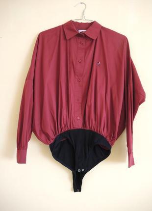 Рубашка-боди от costumn 1