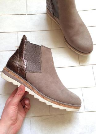 Marco tozzi челси, ботинки, сапоги, черевики, чоботи челсі