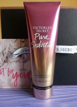 Парфюмированный лосьон для тела victoria's secret pure seduction
