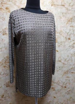 Очень классная стильная фирменная туника, , zara, размер 48-50