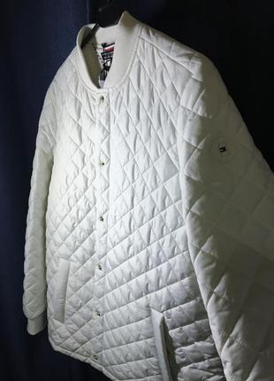 Куртка бомбер tommy hilfiger4 фото
