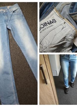 Актуальные стильные джинсы скинни, originals by jack& jones, p. 33/34
