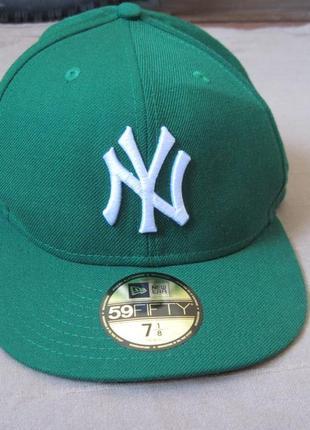 New era (56,8 см) snapback кепка