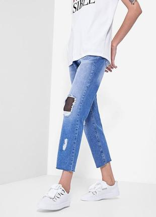 Женские джинсы stradivarius