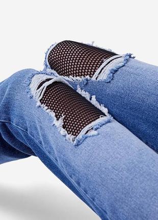 Женские джинсы stradivarius4 фото