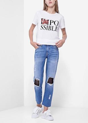 Женские джинсы stradivarius3 фото