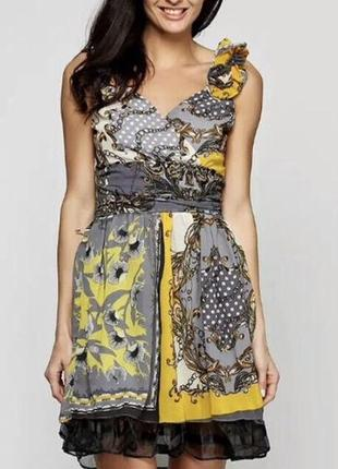 Платье итальянское sassofono