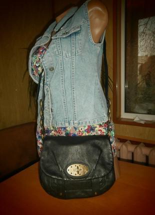 Брендовая сумка /100% нат.кожа