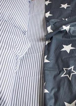 Комплект постельного белья из натурального сатина3 фото