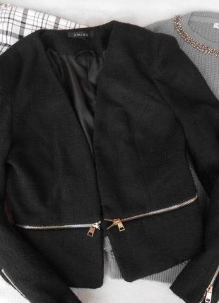 Брючки stradivarius , жакет , свитерочек -на размер л1 фото
