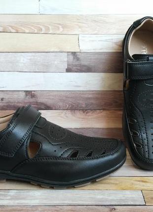 Распродажа! туфли открытые летние для мальчика том.м 33-38р