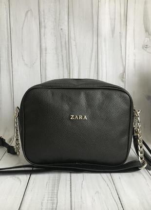 Женская сумочка через плечо zara