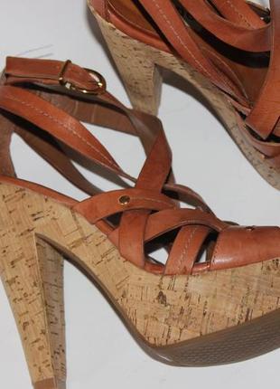 Dune london новые женские босоножки туфли р. 38