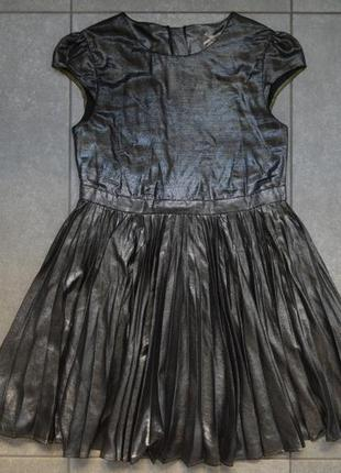Брендовое платье/ платье next на девочку 5 лет