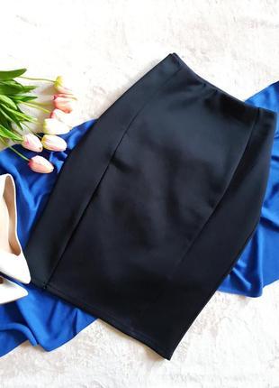 Базовая юбка футляр.