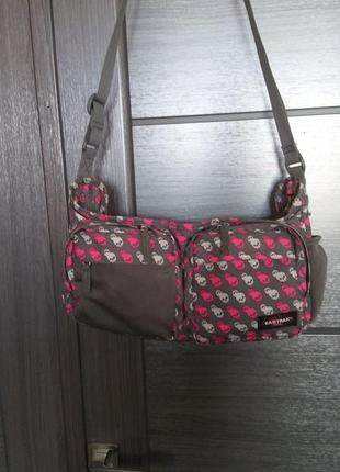 Брендовая женская сумка eastpak