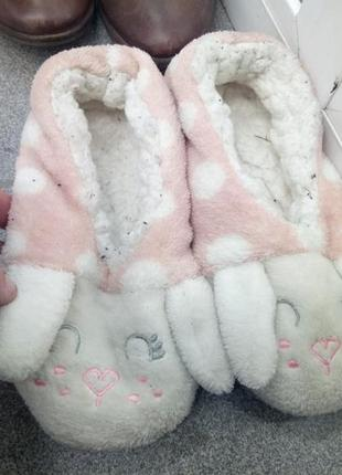 Тапочки+туфли подарок
