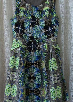 Платье летнее модное красивое vila р.44 №7016