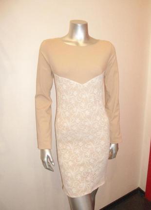 Платье женское трикотажное ani loisev, италия, оригинал