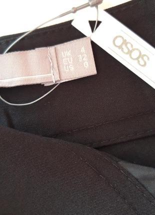 Широкие брюки со складками  asos petite/ лёгкий вариант6 фото