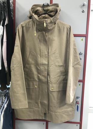 Парка h&m женская куртка ветровка4 фото