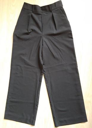 Широкие брюки со складками  asos petite/ лёгкий вариант8 фото