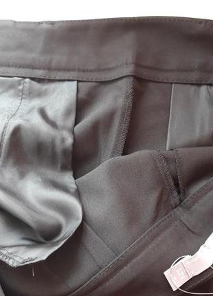 Широкие брюки со складками  asos petite/ лёгкий вариант9 фото