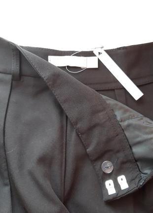 Широкие брюки со складками  asos petite/ лёгкий вариант10 фото