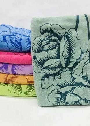 Набор полотениц для лица микрофибра.