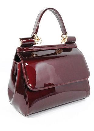 44f8c0d88359 Лаковые сумки, женские 2019 - купить недорого вещи в интернет ...