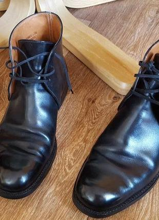 Ботинки челси crockett & jones original