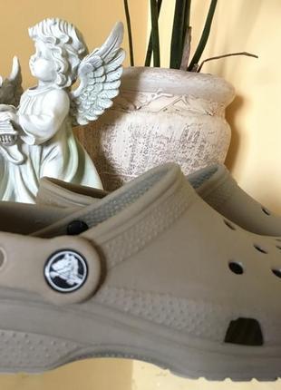 Кроксы crocs р. m2 w4 размер 33-34 по стельке 21см. в отличном состоянии!!