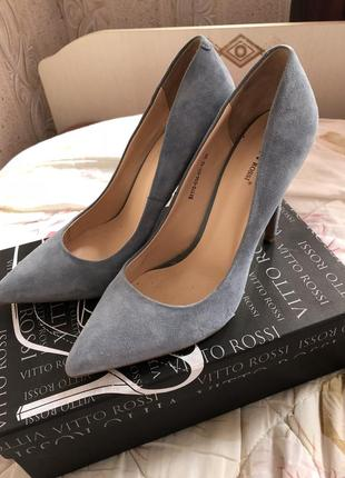 Туфли на каблуке «vitto rossi»