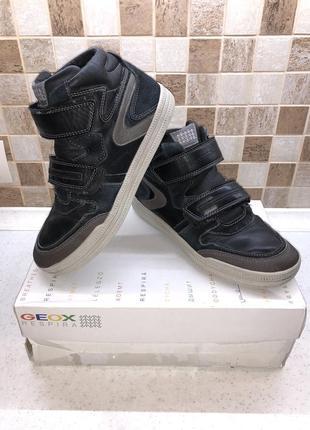 Демисезонные ботинки кроссовки geox р.37