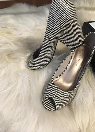 Прекрасные туфельки на трендовом каблучке2