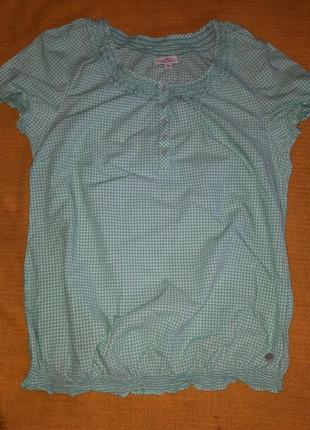 Блуза х/б р.38