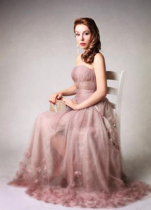 Платье для выпускного или свадьбы3 фото