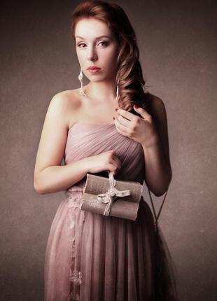 Платье для выпускного или свадьбы4 фото