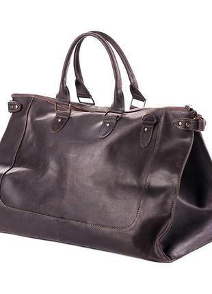 Дорожная сумка tree коричневая