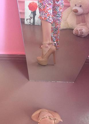 Туфли лаковые2 фото