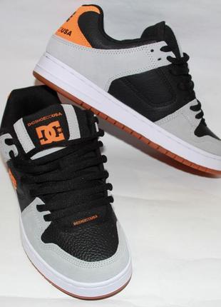 Кроссовки dc shoes р. 42 ст. 27 см.2 фото