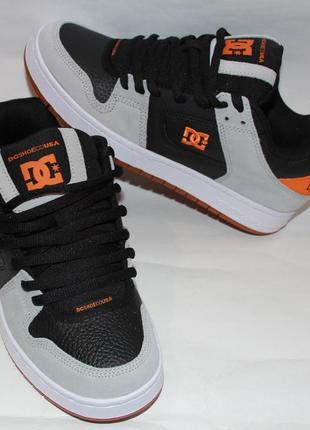 Кроссовки dc shoes р. 42 ст. 27 см.4 фото