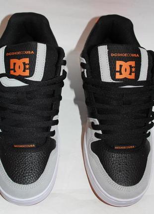Кроссовки dc shoes р. 42 ст. 27 см.5 фото