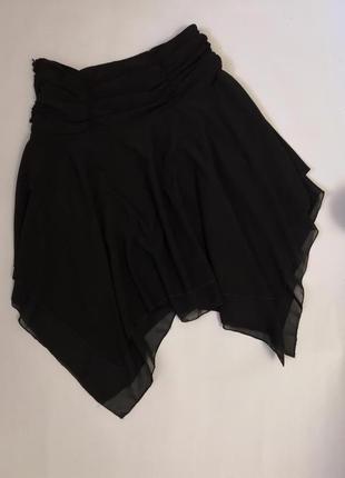 Красивая лёгкая юбочка  brillante, размер л