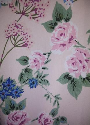 Летние широкие брюки цветочный принт от new look4 фото